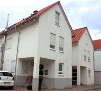 Einfamilienhäuser Eisenbahnstraße  Mutterstadt