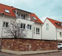 Einfamilienhäuser Schulstraße Mutterstadt
